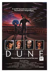 Dune - 43 x 62 Movie Poster - Bus Shelter Style D