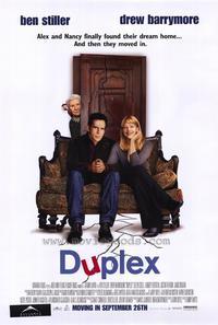 Duplex - 27 x 40 Movie Poster - Style A