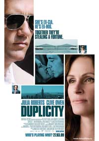 Duplicity - 11 x 17 Movie Poster - Style C