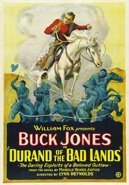 Durand of the Badlands - 11 x 17 Movie Poster - Style A