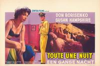 During One Night - 11 x 17 Movie Poster - Belgian Style A