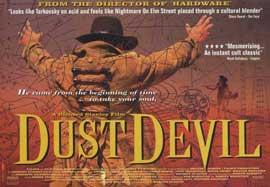 Dust Devil - 11 x 17 Movie Poster - Style B