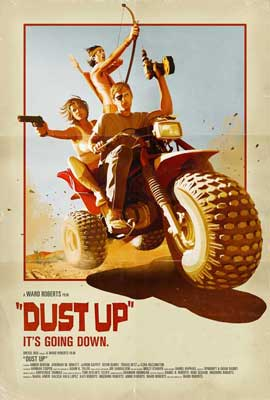 Dust Up - 11 x 17 Movie Poster - Style A