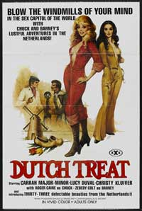 Dutch Treat - 11 x 17 Movie Poster - Style A