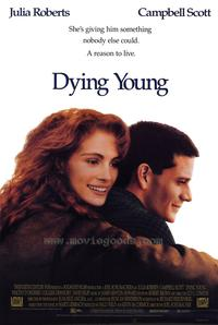 Dying Young - 27 x 40 Movie Poster - Style A