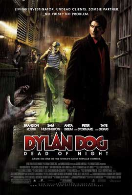 Dylan Dog: Dead of Night - 11 x 17 Movie Poster - Style A