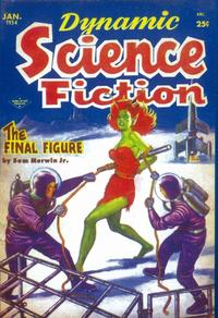 Dynamic Science Fiction (Pulp) - 11 x 17 Pulp Poster - Style A