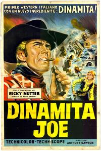 Dynamite Joe - 11 x 17 Movie Poster - Spanish Style A