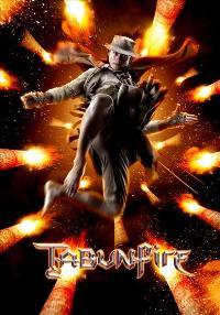 Dynamite Warrior - 27 x 40 Movie Poster - Style F