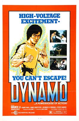 Dynamo - 11 x 17 Movie Poster - Style A