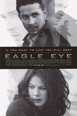 Eagle Eye - 11 x 17 Movie Poster - Style A