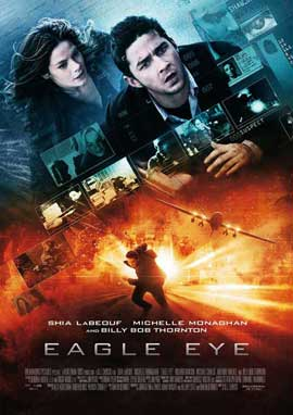 Eagle Eye - 11 x 17 Movie Poster - Style C