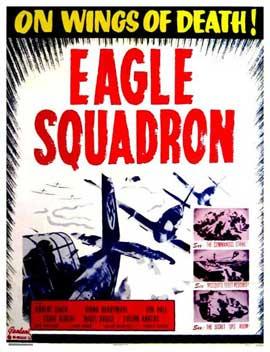 Eagle Squadron - 11 x 17 Movie Poster - Australian Style A