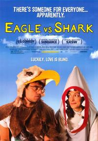 Eagle vs Shark - 43 x 62 Movie Poster - Bus Shelter Style A