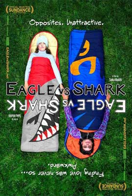 Eagle vs Shark - 11 x 17 Movie Poster - Style B