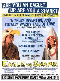 Eagle vs Shark - 27 x 40 Movie Poster - Style C