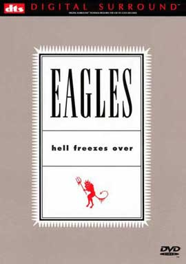 Eagles: Hell Freezes Over (TV) - 11 x 17 Movie Poster - Style A
