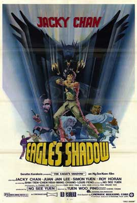 Eagles Shadow - 27 x 40 Movie Poster - Style A