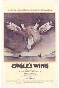 Eagle's Wing - 11 x 17 Movie Poster - Style A