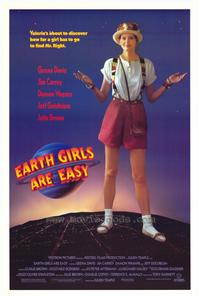 Earth Girls Are Easy - 27 x 40 Movie Poster - Style C