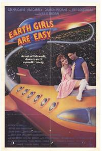 Earth Girls Are Easy - 43 x 62 Movie Poster - Bus Shelter Style A