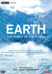 Earth: The Power of the Planet - 27 x 40 Movie Poster - Style A