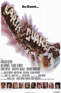 Earthquake - 11 x 17 Movie Poster - Style A