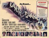 Earthquake - 22 x 28 Movie Poster - Half Sheet Style A