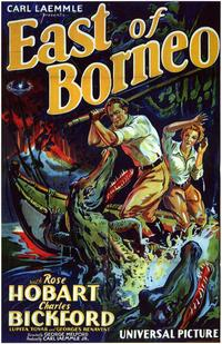 East of Borneo - 27 x 40 Movie Poster - Style A