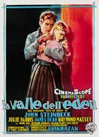 East of Eden - 11 x 17 Movie Poster - Italian Style B