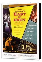 East of Eden - 27 x 40 Movie Poster - Style A - Museum Wrapped Canvas