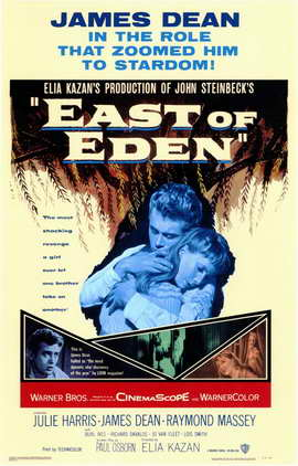 East of Eden - 11 x 17 Movie Poster - Style B