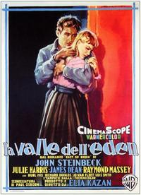 East of Eden - 11 x 17 Movie Poster - Italian Style A