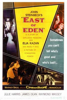 East of Eden - 27 x 40 Movie Poster - Style A