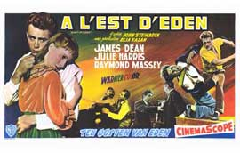 East of Eden - 11 x 17 Movie Poster - Belgian Style A