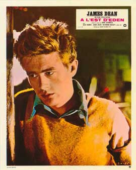 East of Eden - 11 x 14 Poster French Style E