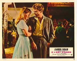 East of Eden - 11 x 14 Poster French Style K