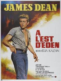 East of Eden - 43 x 62 Movie Poster - French Style A