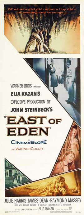 East of Eden - 14 x 36 Movie Poster - Insert Style A