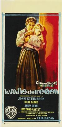East of Eden - 13 x 28 Movie Poster - Italian Style A