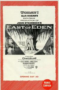 East of Eden - 11 x 17 Movie Poster - Style D