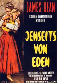 East of Eden - 11 x 17 Movie Poster - Belgian Style B