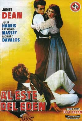 East of Eden - 11 x 17 Movie Poster - Spanish Style B