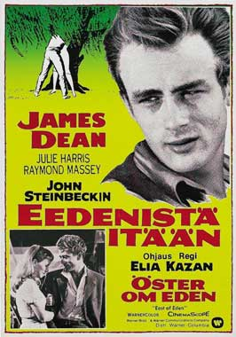 East of Eden - 11 x 17 Movie Poster - German Style B