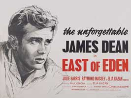 East of Eden - 11 x 17 Movie Poster - UK Style A