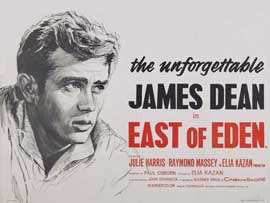 East of Eden - 27 x 40 Movie Poster - UK Style A