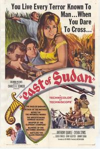 East of Sudan - 27 x 40 Movie Poster - Style A