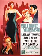 East Side, West Side - 11 x 17 Movie Poster - French Style A