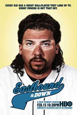 Eastbound & Down (TV) - 11 x 17 TV Poster - Style D
