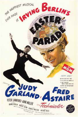 Easter Parade - 11 x 17 Movie Poster - Style A